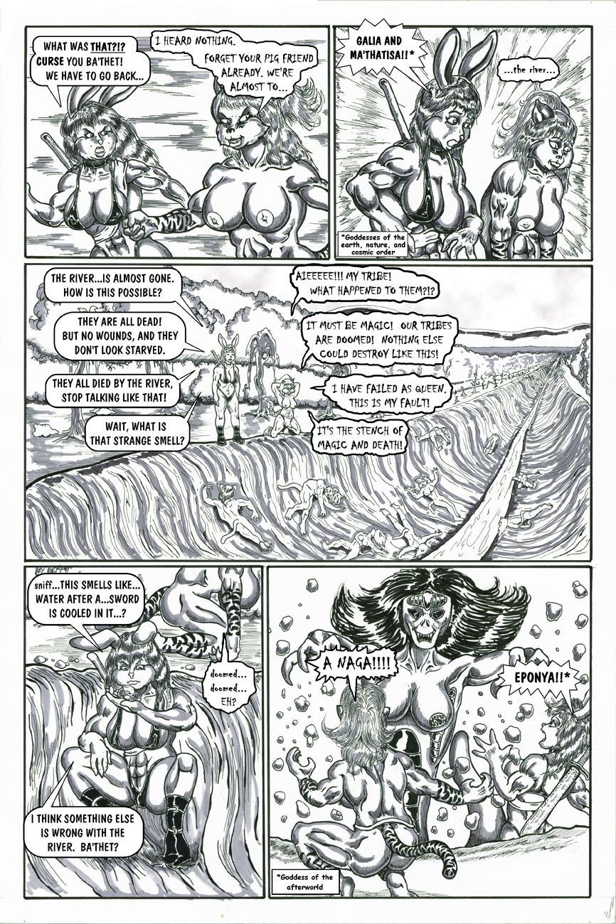 Throne Of Lillith-Page 2