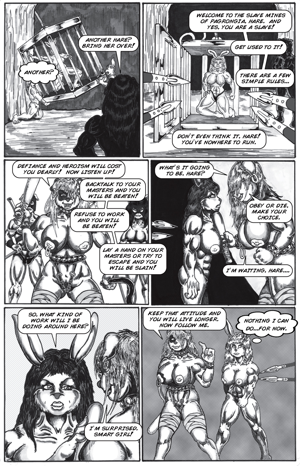 Throne Of Lillith-Page 14